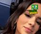 Bruna Marquezine mostra torcida antes de jogo: 'Vamos, Brasil'