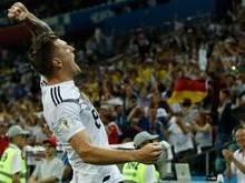 Alemanha vence Suécia e se mantém viva na Copa do Mundo
