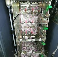 Ratos destroem mais de R$ 66 mil em caixa eletrônico na Índia