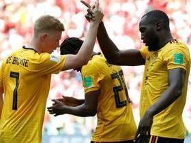 Bélgica goleia a Tunísia e fica perto da vaga nas oitavas da Copa