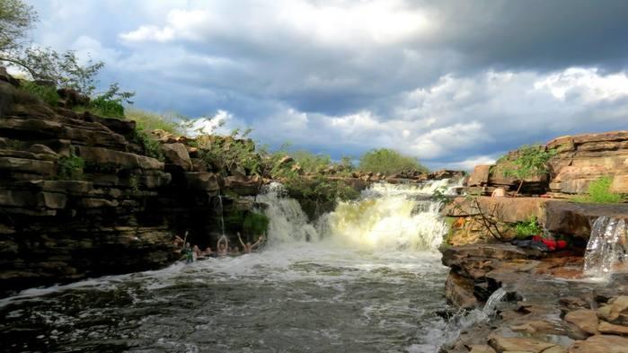 Cachoeira da Lembrada: cenário para não esquecer jamais. (Crédito: @alcidefilho)