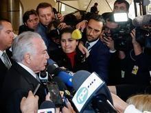Temer questiona delegado que investiga reforma na casa de sua filha