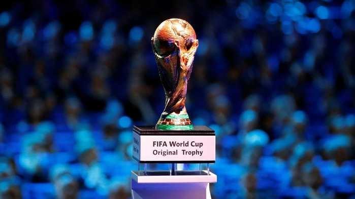 Copa do Mundo na Rússia (Crédito: Reprodução)