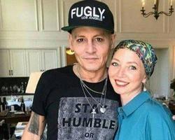 """Aparência de Johnny Depp durante turnê choca fãs: """"Não parece bem"""""""