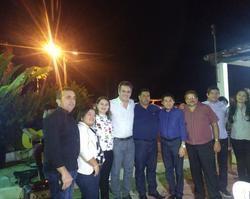 Festa Surpresa Marca a Despedida do Assessor Izaias Pontes