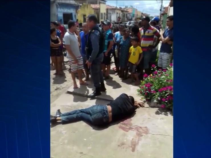 Assaltante atira na própria perna em invasão a residência no MA