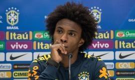 Willian: 'Me sinto um jogador importante que pode ajudar a Seleção'