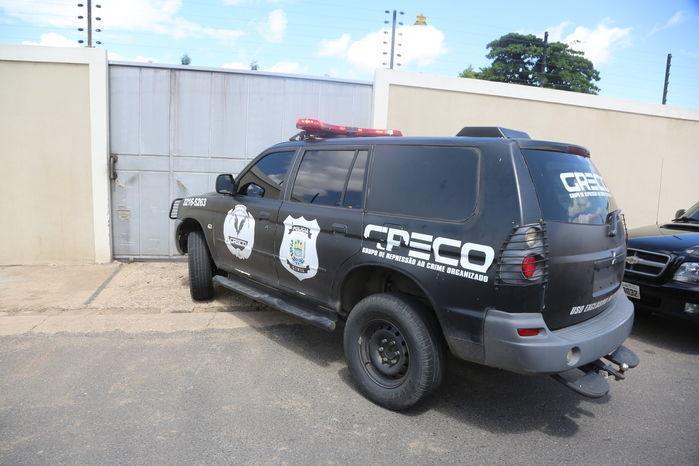 GRECO atua nas prisões dos acusados (Crédito: Efrém Ribeiro)