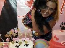 Rita Cadillac chora a morte de cadela de 16 anos: 'mundo acabou'
