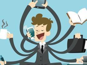 Elimine cinco hábitos e vire um mestre da produtividade