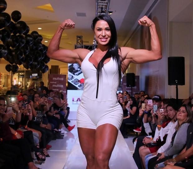 Gracyanne Barbosa  (Crédito: Thiago Duran/AgNews)