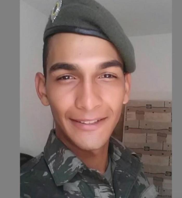 Soldado morreu em serviço (Crédito: Reprodução)
