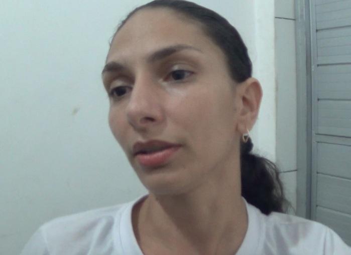 Mãe de Pedro faz denúncia sobre o caso (Crédito: Reprodução/TVMN)