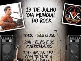 Dia do Rock será comemorado com super programação no Cocais