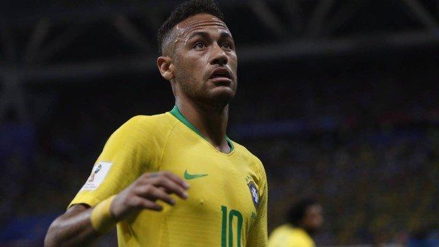 Neymar passou em branco contra a Bélgica  (Crédito: Alexandre Cassiano / Agência O Globo)
