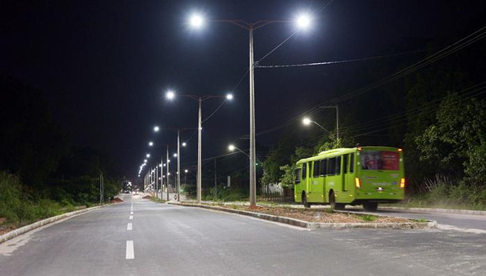Prefeitura envia à Câmara Municipal projeto que autoriza PPP da Iluminação (Crédito: Reprodução/Ascom)
