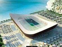 Confira imagens dos estádios para a Copa de 2022 no Catar