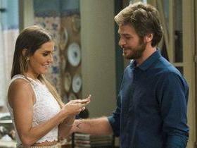 'Segundo sol': Disposto a esquecer Luzia, Beto dá anel a Karola