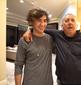 """Filho de Jagger """"ataca"""" Galvão Bueno e filho do comentarista rebate"""