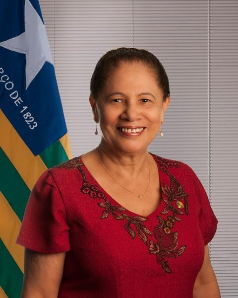 Regina Sousa (Crédito: Reprodução/Senado Federal)