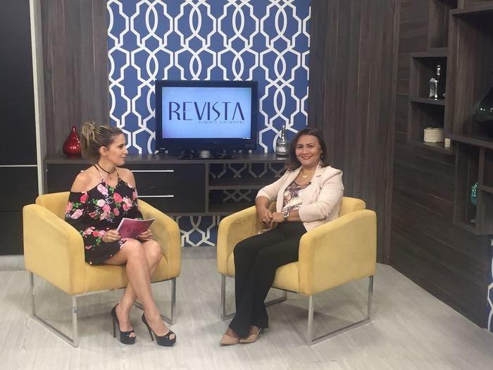 Advogada Adriana Carvalho fala sobre revisão de pensão alimentícia (Crédito: Waldelúcio Barbosa)