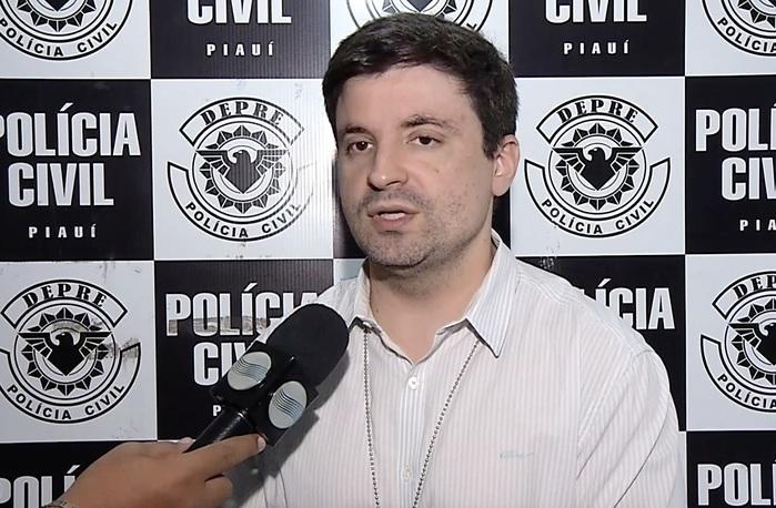 Delegado Cadena falou sobre o caso (Crédito: Reprodução/TVMN)