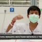 Tailândia: Meninos resgatados de caverna terão alta na quinta-feira