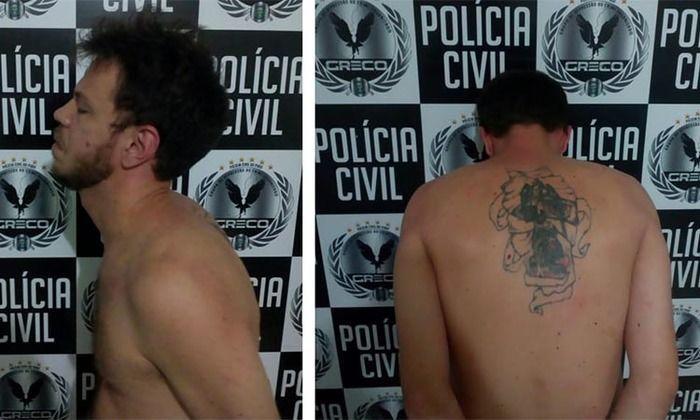 Márcio Alencar Dutra, vulgo Márcio Capote (Crédito: Polícia Civil )