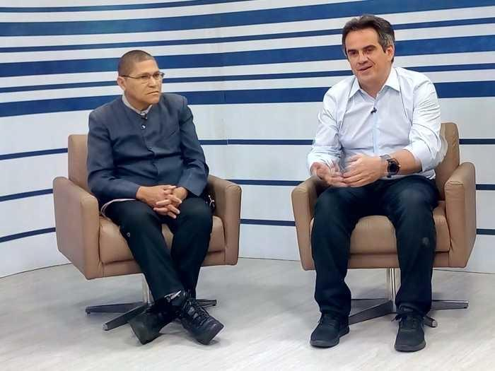 Senador Ciro Nogueira (Crédito: Karol Gomes-Portal Meio Norte)