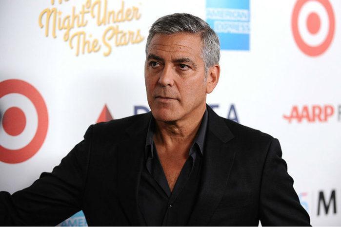 George Clooney (Crédito: Divulgação)