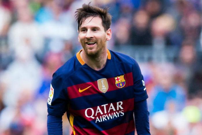 Lionel Messi (Crédito: Divulgação)