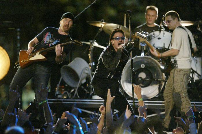 U2 (Crédito: Divulgação)