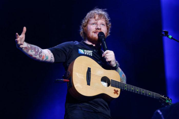 Ed Sheeran (Crédito: Divulgação)