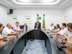 Wellington Dias nega vice e oferece vaga ao Senado para MDB