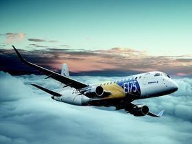 Embraer anuncia venda de até 300 aeronaves por US$ 15 bilhões