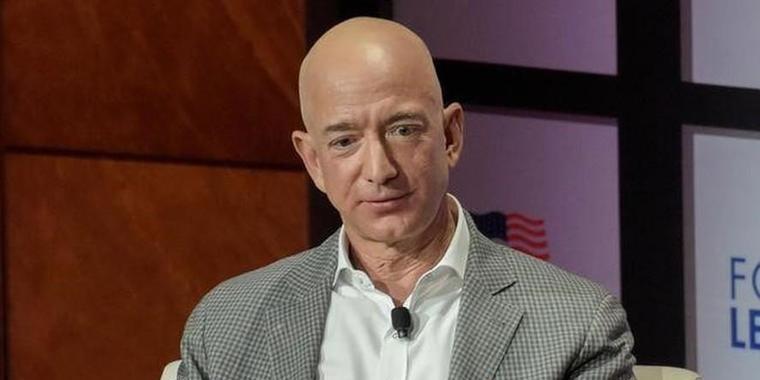 Dono da Amazon se torna o mais rico da história