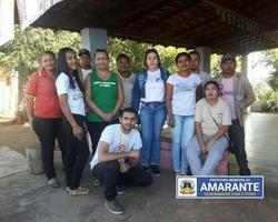 Prefeitura Municipal de Amarante em mutirão contra o mosquito Aedes