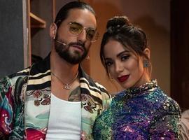 Anitta anuncia que Maluma estará ao seu lado no The Voice mexicano