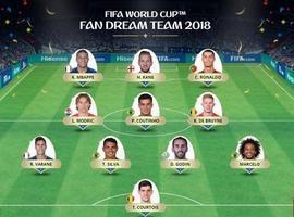 Brasil é maioria na seleção da Copa eleita no site da Fifa