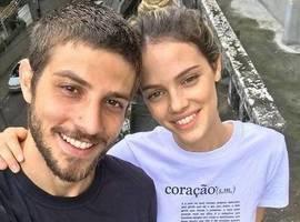 Chay Suede e Laura Neiva se separam 5 meses antes do casamento