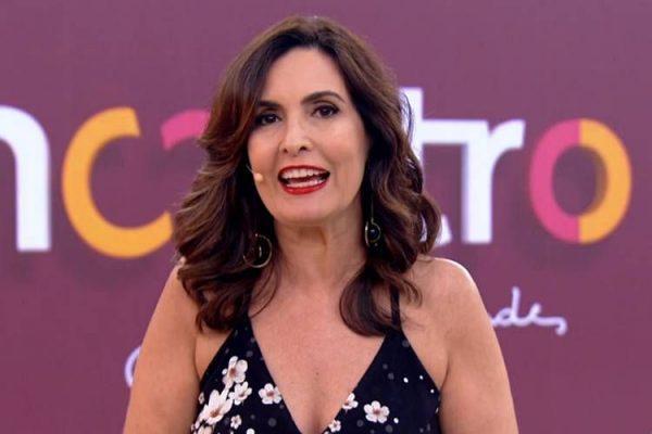 Fátima Bernardes (Crédito: Reprodução/ Globo )