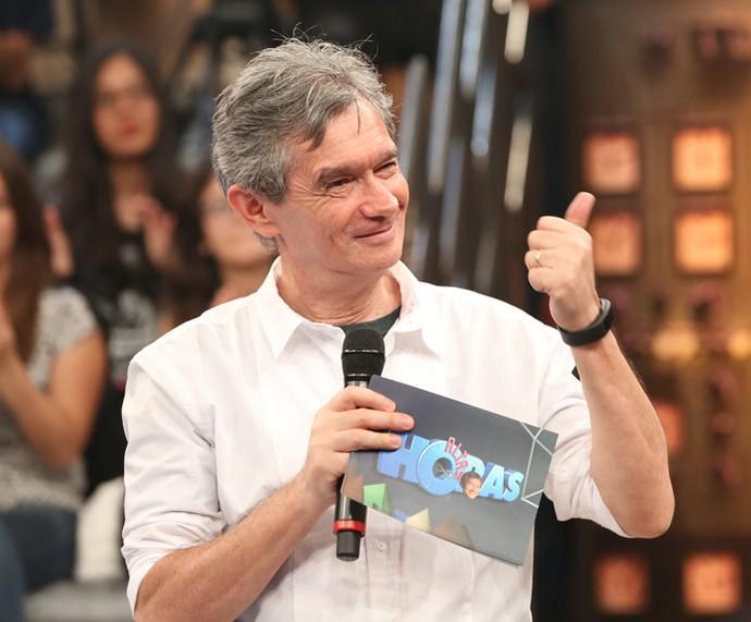 Serginho groisman (Crédito: Gshow)