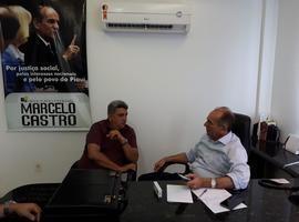 Vereador Joninha quer dobradinha com Marcelo Castro