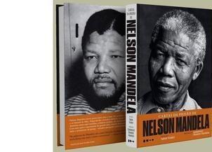 Cartas da Prisão de Nelson Mandela reúne textos inéditos do líder