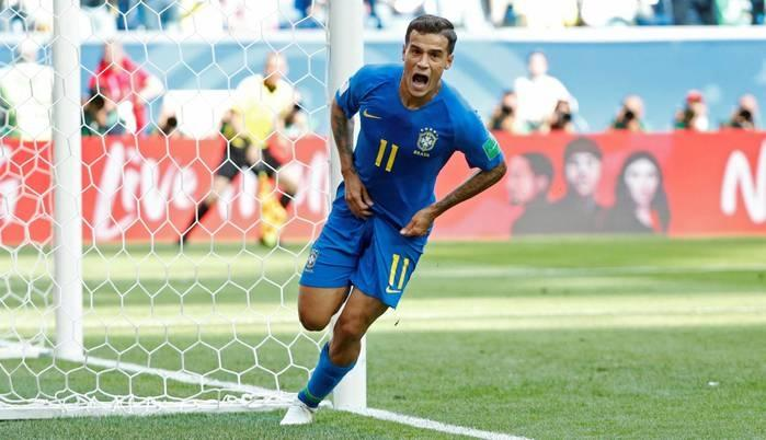 Philippe Coutinho (Crédito: Reuters)