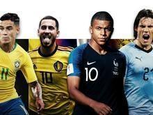 Sem Messi, CR7 e seleções favoritas, Copa terá um novo protagonista