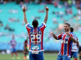 Bahia goleia Vitória na Fonte Nova por 4 a 1