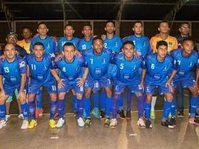 Fonte Nova/JF vence primeiro confronto na Copa Norte de Futsal