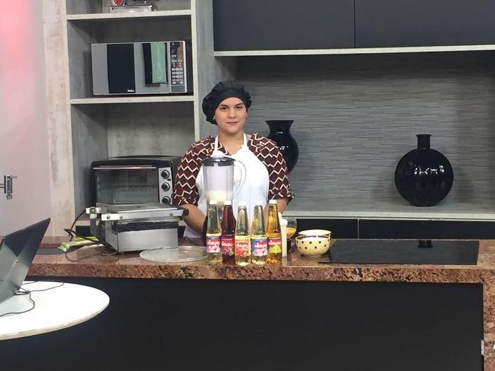 Chef de cozinha Marina Osório.  (Crédito: Waldelúcio Barbosa)