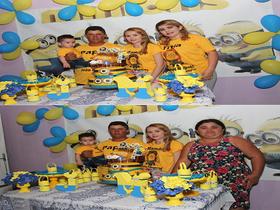 Niver de 1 ano do João Miguel na localidade Boa Vista Alegrete-PI